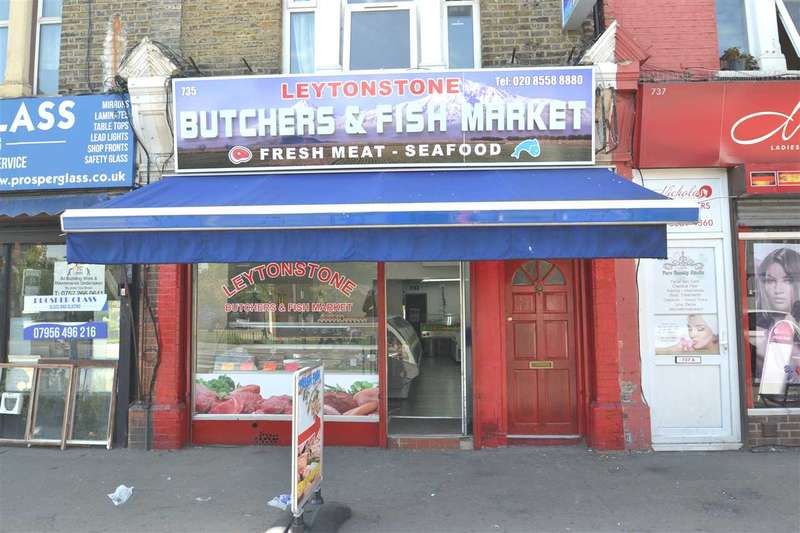3 Bedrooms Commercial Property for sale in High Road Leytonstone, London