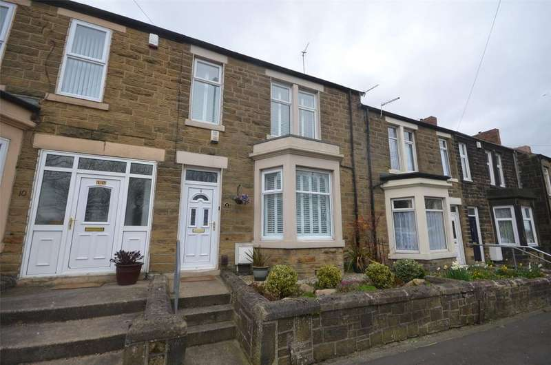 3 Bedrooms Terraced House for sale in Wrekenton