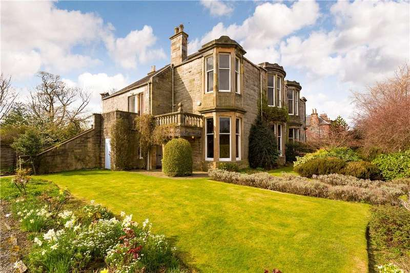5 Bedrooms Semi Detached House for sale in Inverleith Terrace, Inverleith, Edinburgh, EH3