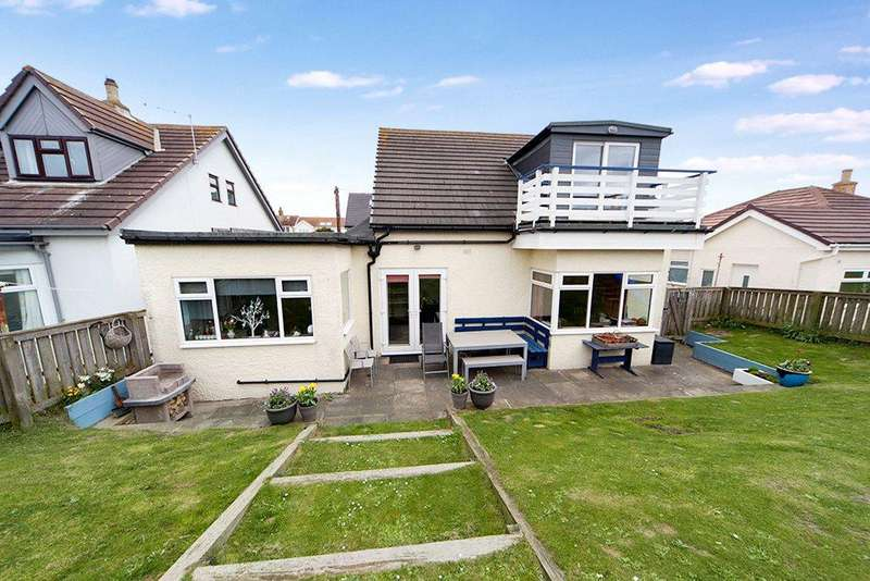 5 Bedrooms Detached House for sale in The Wamses, Beadnell, NE67