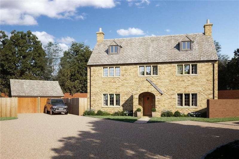5 Bedrooms Residential Development Commercial for sale in Pear Tree House, Fayre Court, Milton Street, Fairford, GL7