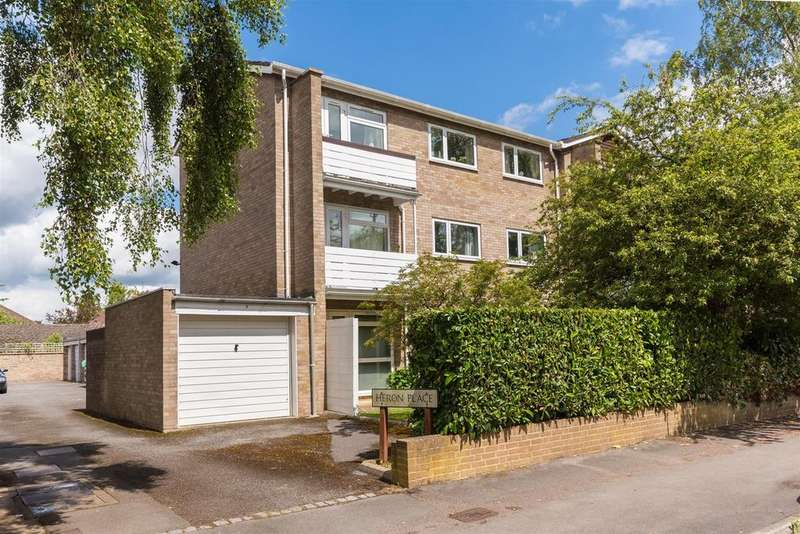 2 Bedrooms Apartment Flat for sale in Heron Place, North Oxford
