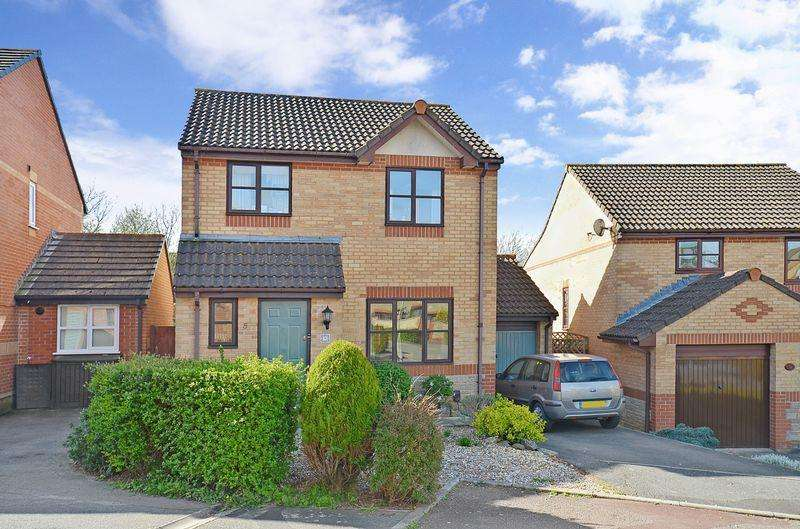3 Bedrooms Detached House for sale in Blackberry Way, Kingsteignton