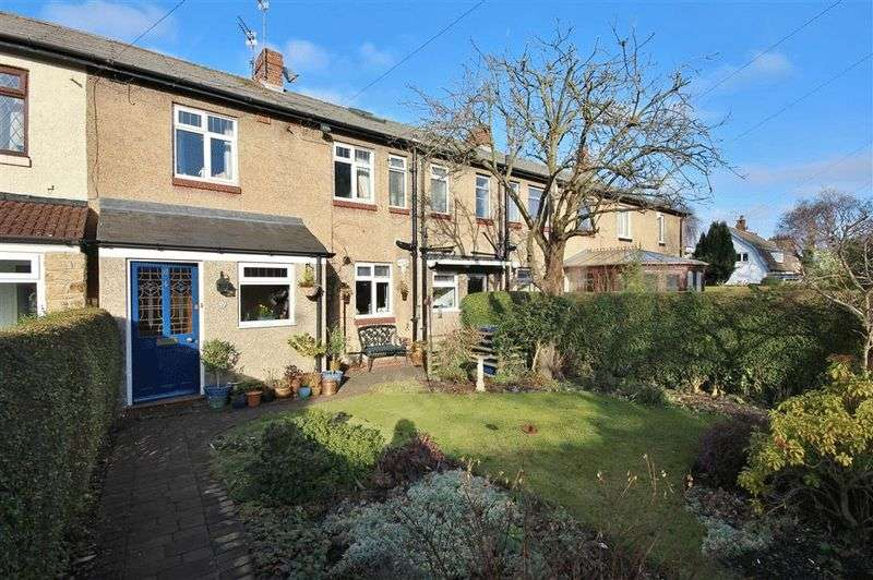 3 Bedrooms Terraced House for sale in Hall Garth, Bridge Park, Gosforth