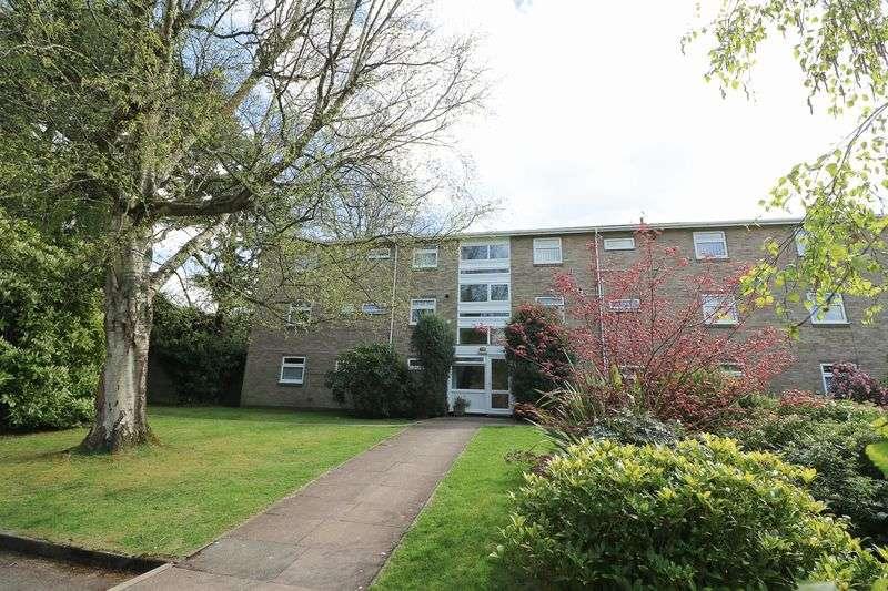 3 Bedrooms Flat for sale in Shrublands Court, Sandrock Road, Tunbridge Wells