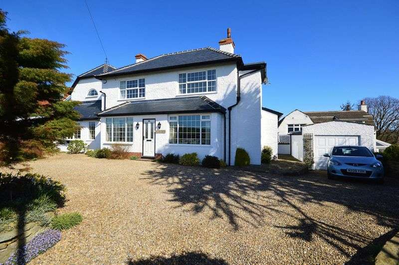 4 Bedrooms Detached House for sale in Ruswarp Lane, Whitby