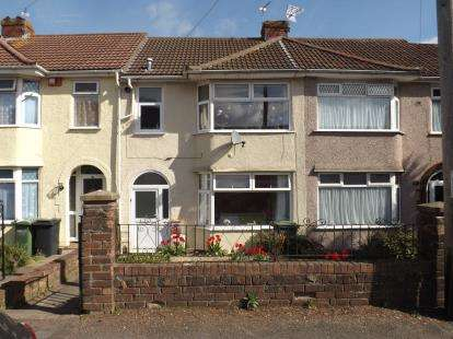 2 Bedrooms Flat for sale in Mackie Road, Filton, Bristol, Gloucestershire