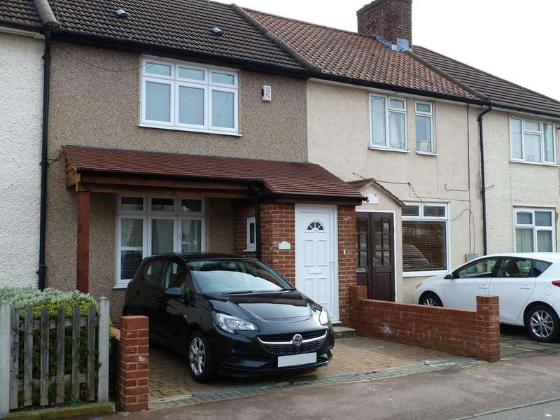 2 Bedrooms Terraced House for sale in Hunters Hall Road, DAGENHAM RM10