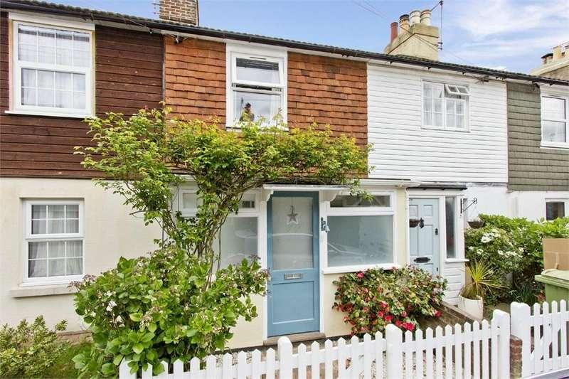 2 Bedrooms Terraced House for sale in 19 Castle Street, Southborough, Tunbridge Wells, Kent