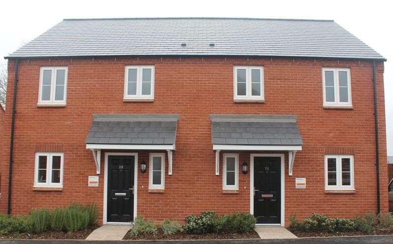 3 Bedrooms Semi Detached House for sale in Brook Farm Close, Milton Keynes
