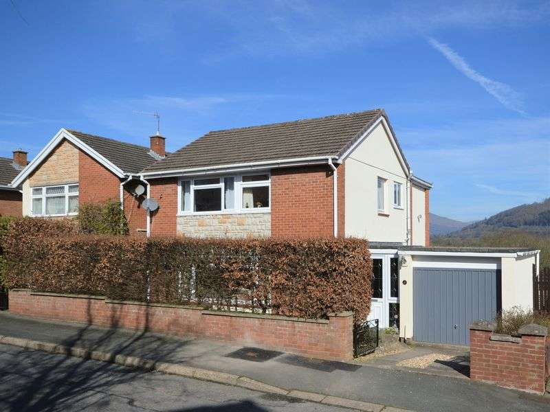 4 Bedrooms Detached House for sale in Broadmead, Gilwern, Abergavenny