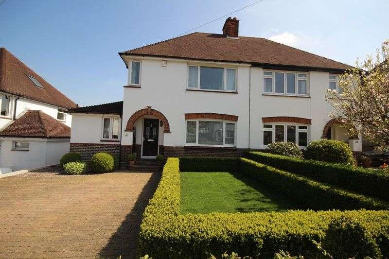 3 Bedrooms Semi Detached House for sale in Deakin Leas, Tonbridge OPEN HOUSE SAT 15th April 11am - 12:30pm