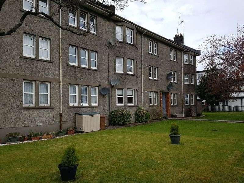 2 Bedrooms Flat for sale in Castlegreen Street, Dumbarton