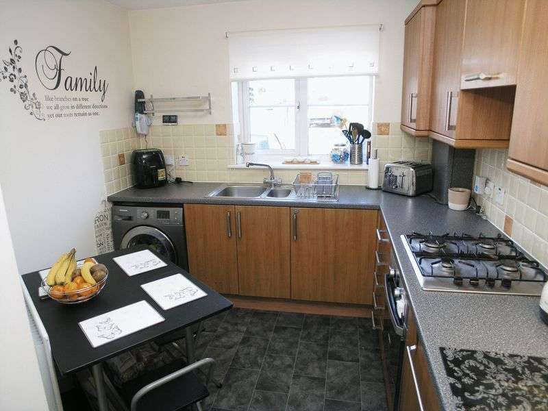 3 Bedrooms Semi Detached House for sale in BRIERLEY HILL, Pensnett, Mullett Street