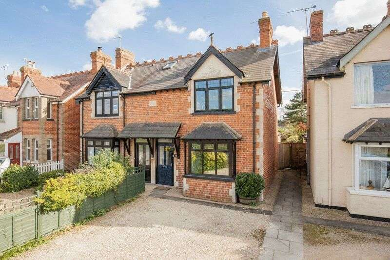 3 Bedrooms Semi Detached House for sale in BURFORD ROAD, Witney OX28 6DR
