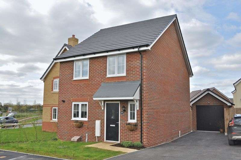 4 Bedrooms Detached House for sale in Hawthorn Close, Honeybourne, Evesham, WR11 7AH