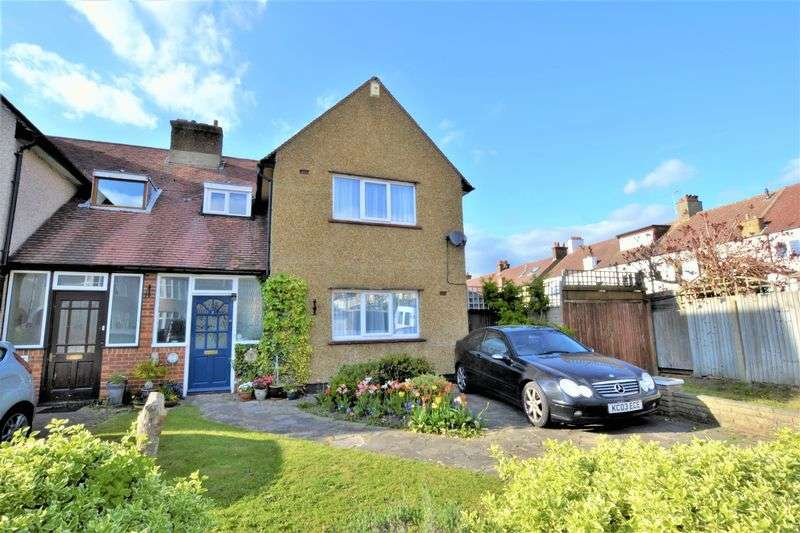 3 Bedrooms Semi Detached House for sale in Selwood Road, Addiscombe