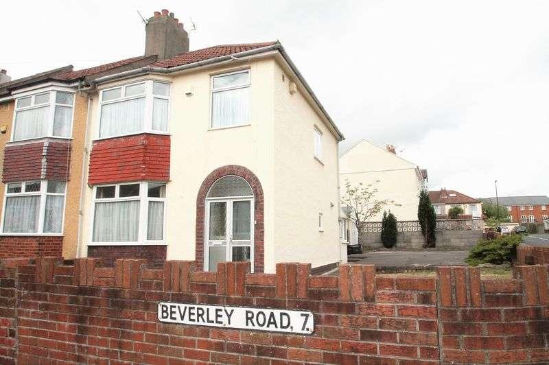 4 Bedrooms Terraced House for rent in Beverley Road, Horfield, BS7