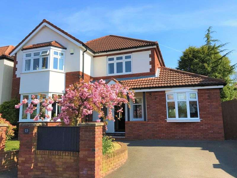 4 Bedrooms Detached House for sale in Stockville Road, Calderstones, Liverpool, L18
