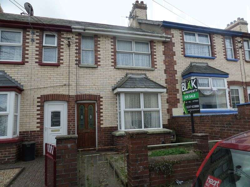 2 Bedrooms Terraced House for sale in Victoria Gardens, Bideford