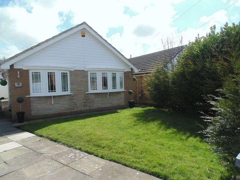 2 Bedrooms Detached Bungalow for sale in Tabby Nook, Mere Brow, Preston