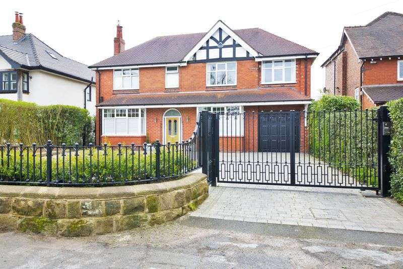 4 Bedrooms House for sale in Higher Lane, Lymm