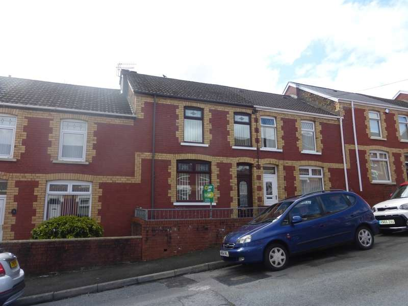 3 Bedrooms Terraced House for sale in Court Street, Maesteg