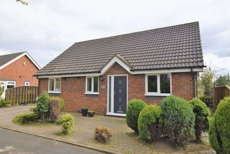 2 Bedrooms Detached Bungalow for sale in Pleasance Way, Newton-Le-Willows