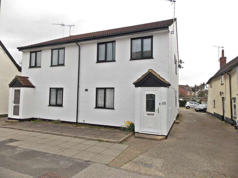 1 Bedroom Apartment Flat for sale in High Street, Walton, Felixstowe IP11