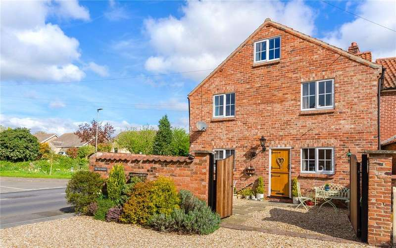 4 Bedrooms House for sale in Cliff Road, Wellingore, Lincoln, Lincolnshire, LN5