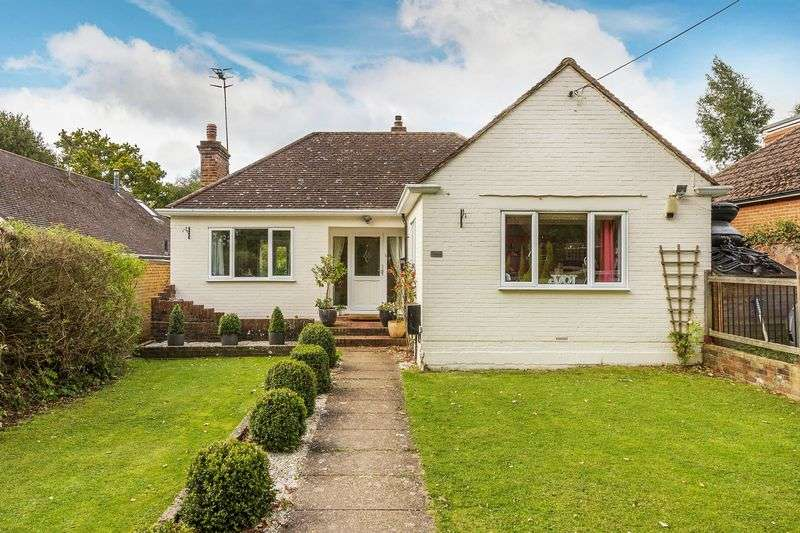 3 Bedrooms Detached Bungalow for sale in Three double bedroom detached home in Beare Green