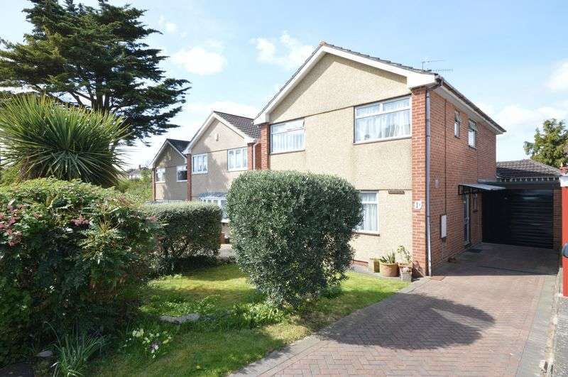 3 Bedrooms Detached House for sale in Bampton Close, Bristol