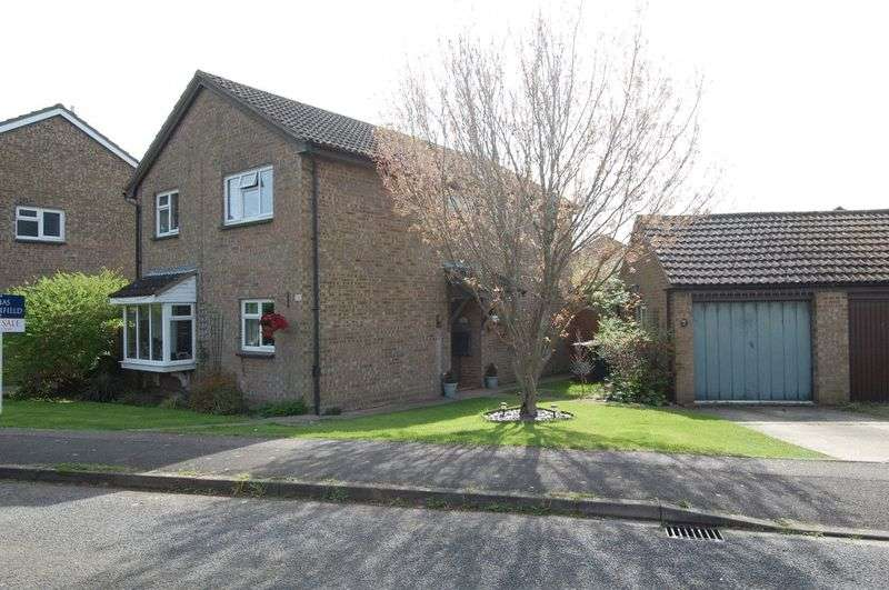 4 Bedrooms Detached House for sale in YARNTON