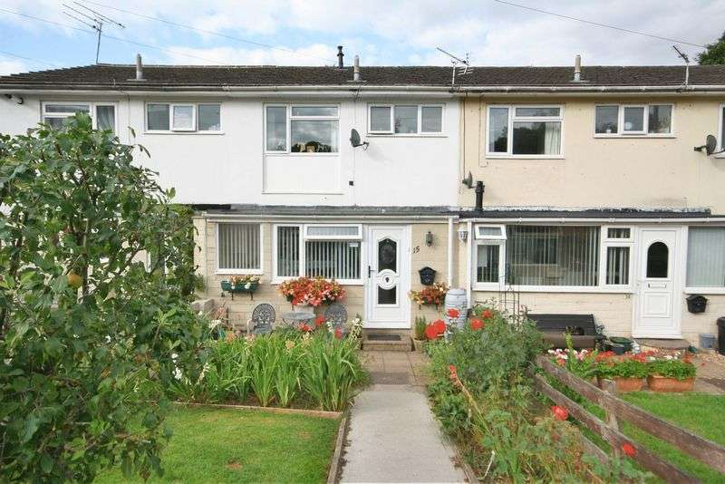 3 Bedrooms Terraced House for sale in Meadow View, Radstock