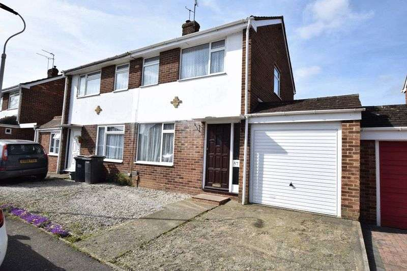 2 Bedrooms Semi Detached House for sale in Robson Drive, Aylesford