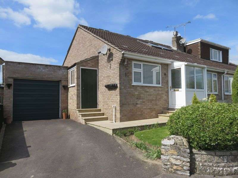 3 Bedrooms Semi Detached Bungalow for sale in Linkhay Orchard, South Chard