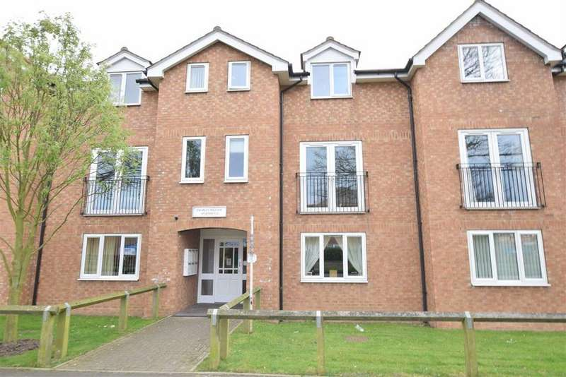 2 Bedrooms Apartment Flat for sale in Charles Williams Appartments, Scarborough, North Yorks