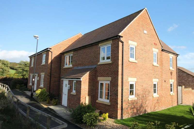 4 Bedrooms Detached House for sale in Burrium Gate, Usk