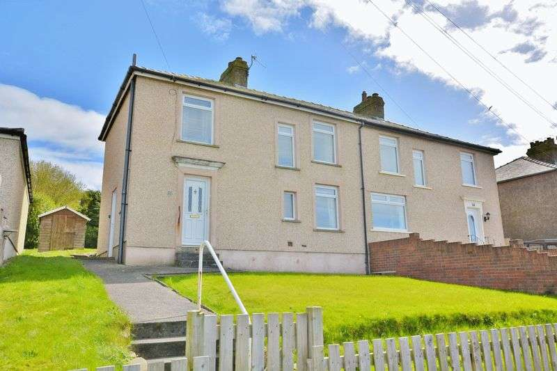 3 Bedrooms Semi Detached House for sale in Bransty Road, Whitehaven