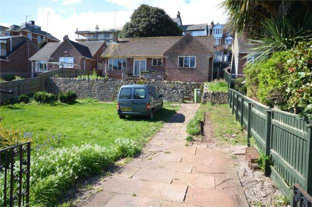 3 Bedrooms Detached Bungalow for sale in Brimley Drive, Teignmouth, Devon