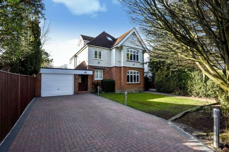 5 Bedrooms Detached House for sale in Kewferry Road, Northwood