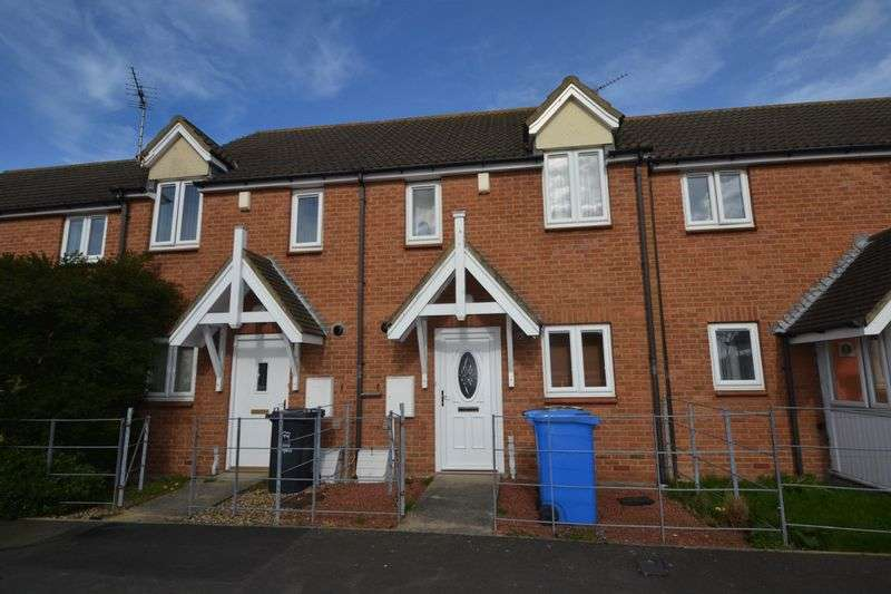 2 Bedrooms Terraced House for sale in Maple Drive, Morpeth