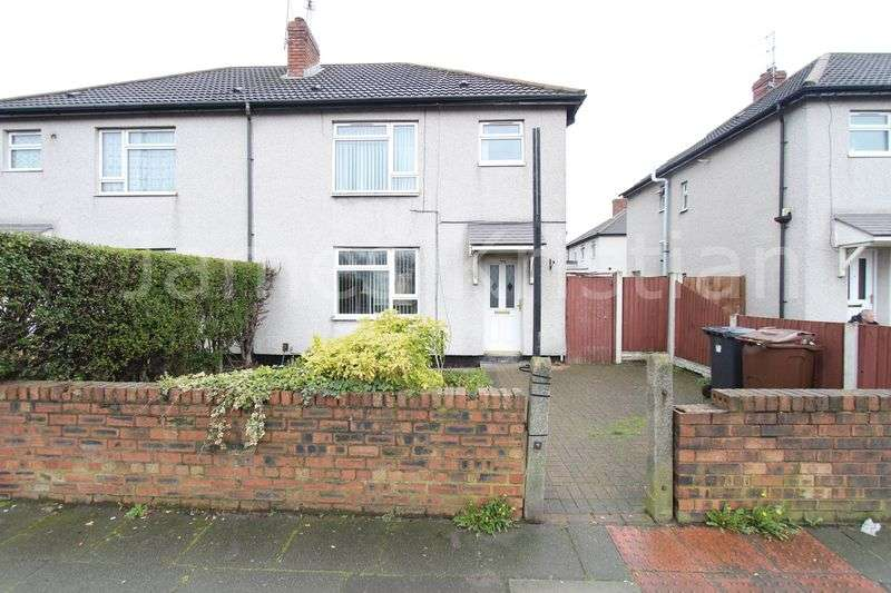 3 Bedrooms Semi Detached House for sale in Southport Road, Liverpool