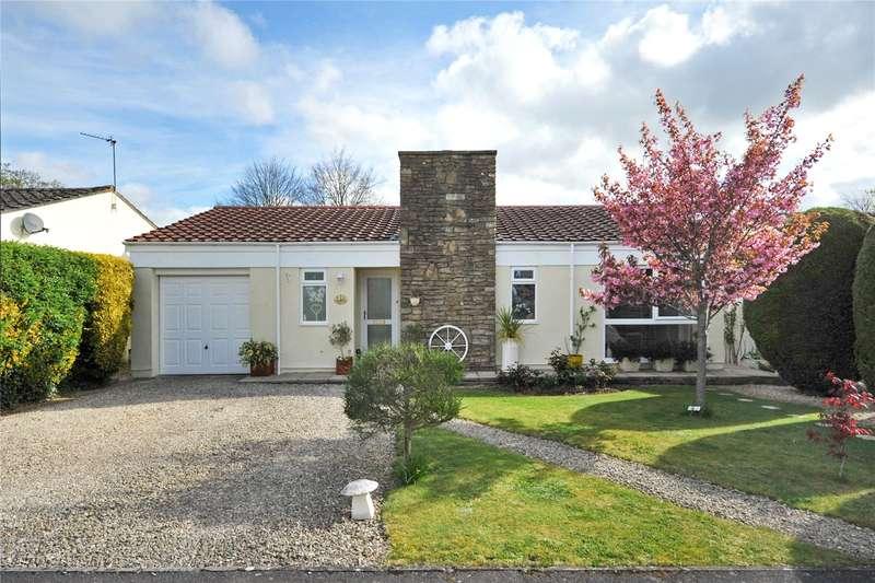 2 Bedrooms Detached Bungalow for sale in Holmeleaze, Steeple Ashton, Wiltshire, BA14