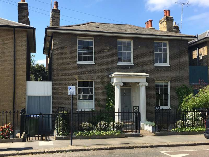 6 Bedrooms Detached House for sale in Egerton Drive, London, SE10