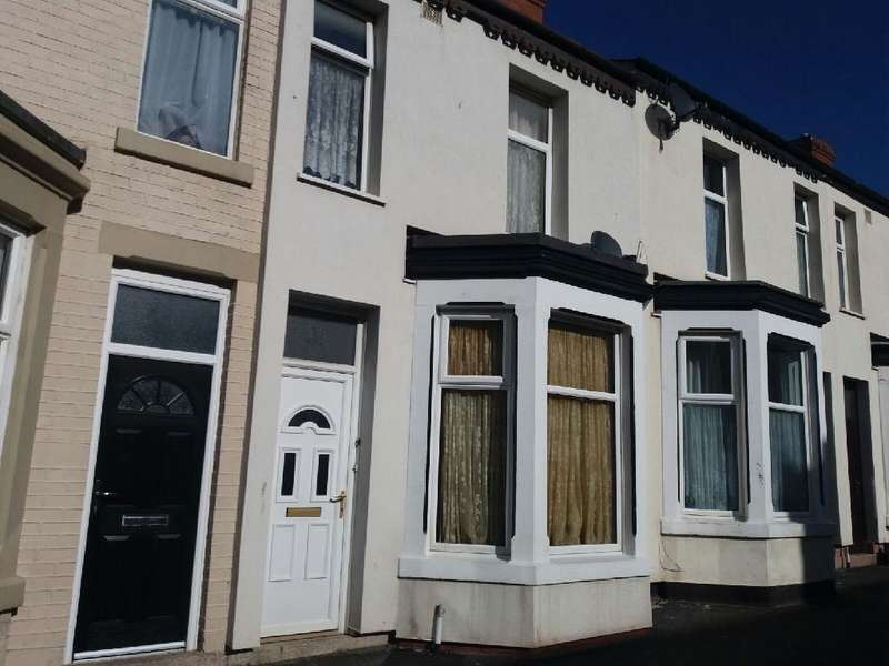 2 Bedrooms Property for sale in 40, Blackpool, FY1 4AB
