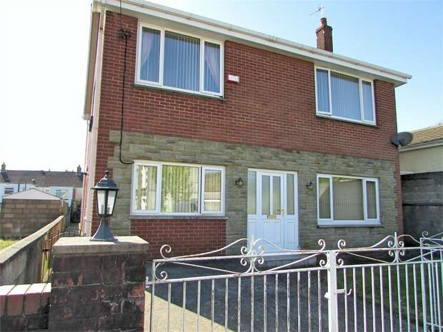 4 Bedrooms Detached House for sale in Woodland Close, Skewen, Neath, West Glamorgan