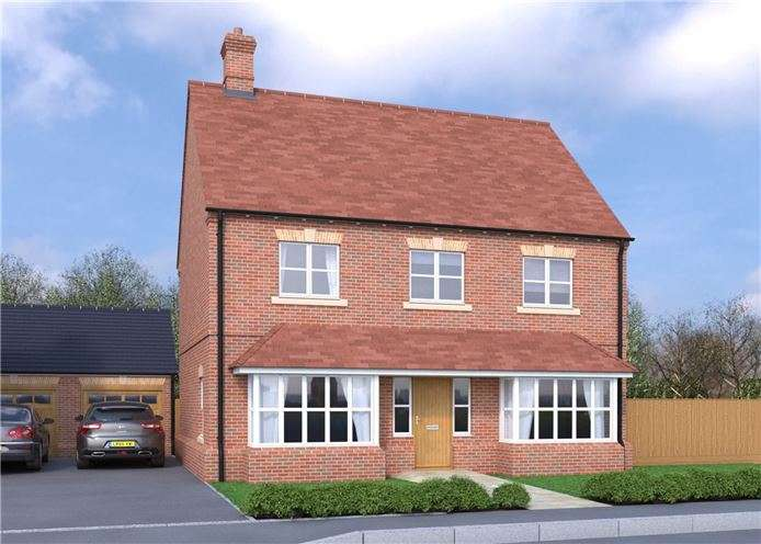 5 Bedrooms Detached House for sale in Plot 10 Victoria Heights, Melbourn