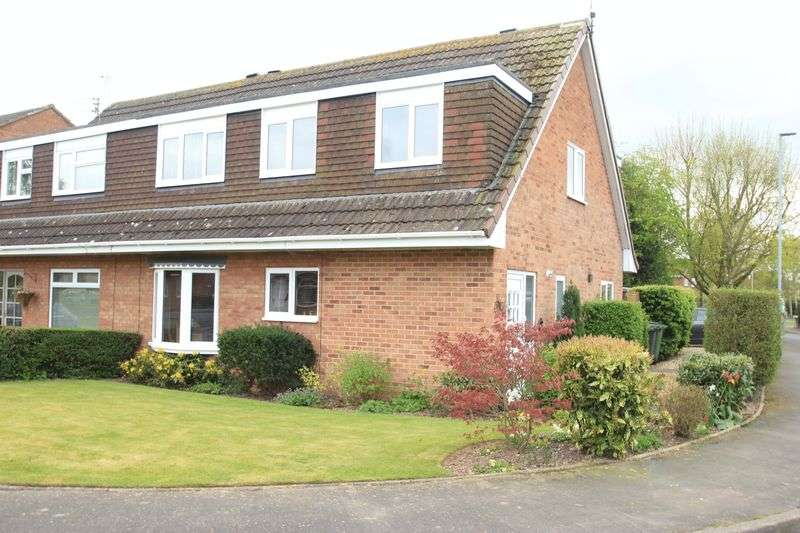 4 Bedrooms Semi Detached House for sale in Cranbrooks, Wheaton Aston, Stafford, ST19