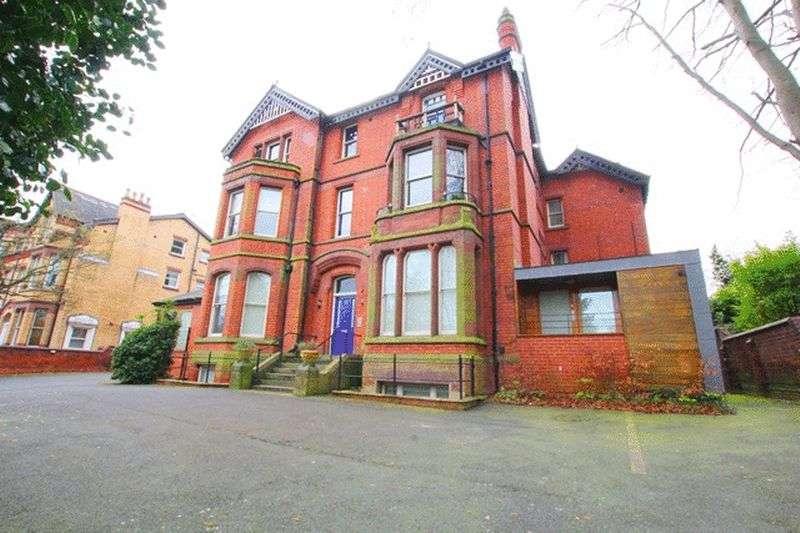 2 Bedrooms Flat for sale in Aigburth Drive, Aigburth, Liverpool, L17
